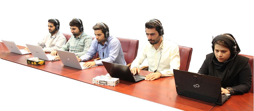 مرکز تماس واحد فناوری اطلاعات و ارتباطات شرکت پالایش نفت امام خمینی (ره) راه اندازی شد