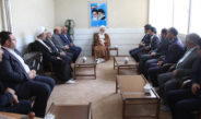 نماینده ولی فقیه در استان مرکزی حمایت های همه جانبه خود را از مدیر عامل جدید پالایشگاه در راستای استمرار تولید فرآورده های نفتی اعلام نمود