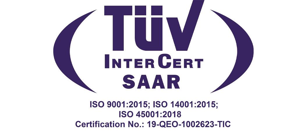 اخذ جدیدترین ویرایش گواهینامه استانداردهای بین المللی سیستم مدیریت یکپارچه (IMS)