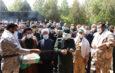 آیین افتتاحیه نمایشگاه ‹‹مقاومت مقدس››درشرکت پالایش نفت امام خمینی (ره) شازند برگزار شد