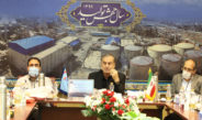 نماینده شهرستان شازند در مجلس شورای اسلامی و هیأت همراه از پالایشگاه و شرایط تعمیرات اساسی واحدهای عملیاتی بازدید نمودند