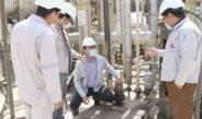 """متخصصین شرکت پالایش نفت امام خمینی (ره) شازند موفق شدندآمین گردشی در مدار فاز یک  را از """"دی گلایکول آمین"""" به """"دی اتانول آمین"""" جایگزین نمایند"""