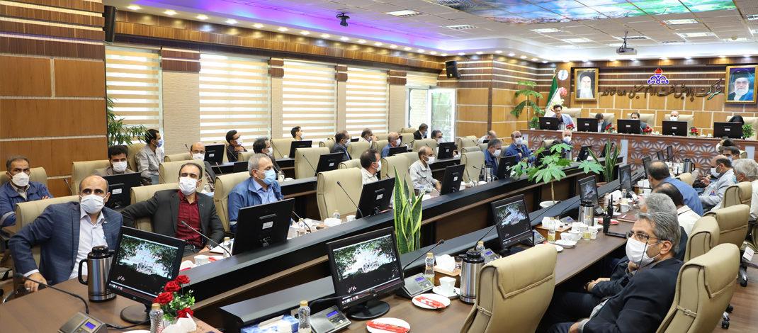 آرزوهای کودکان سرطانی در شرکت پالایش نفت امام خمینی (ره) شازند برآورده شد