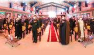 مراسم گرامیداشت هفته دفاع مقدس و بزرگداشت یاد و خاطره شهدا و ایثارگران در شرکت پالایش نفت امام خمینی (ره) شازند برگزار گردید
