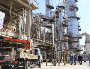 عملیات تعمیرات اساسی شرکت پالایش نفت امام خمینی (ره) شازند کلید خورد